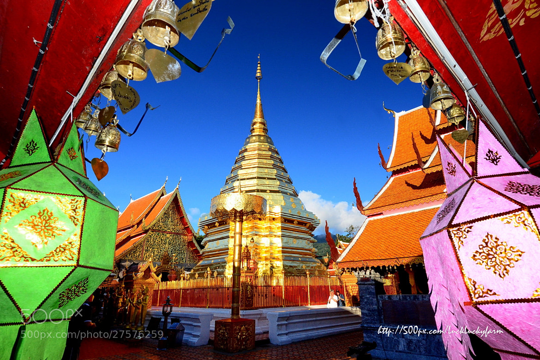 Photograph  Wat Phrathat Doi Suthep by Luck Luckyfarm on 500px