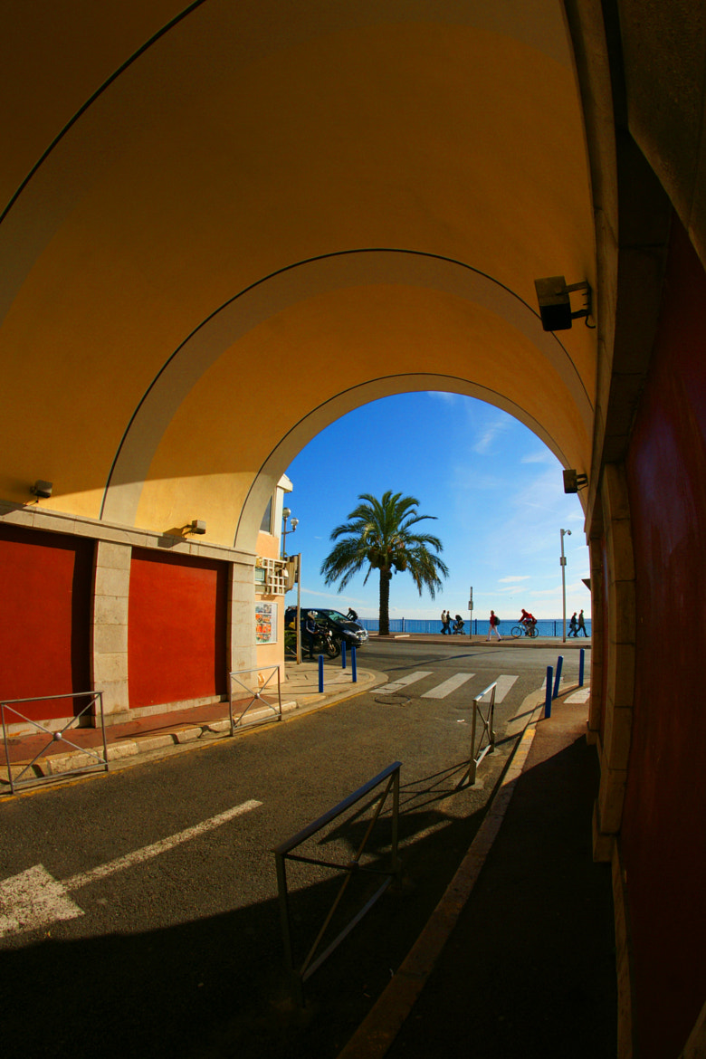 Photograph Nice - Cote d'Azur by Christian Mair on 500px