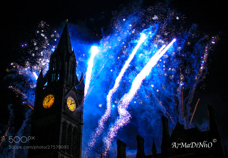 Photograph Fireworks  by Ahmad Jasem on 500px