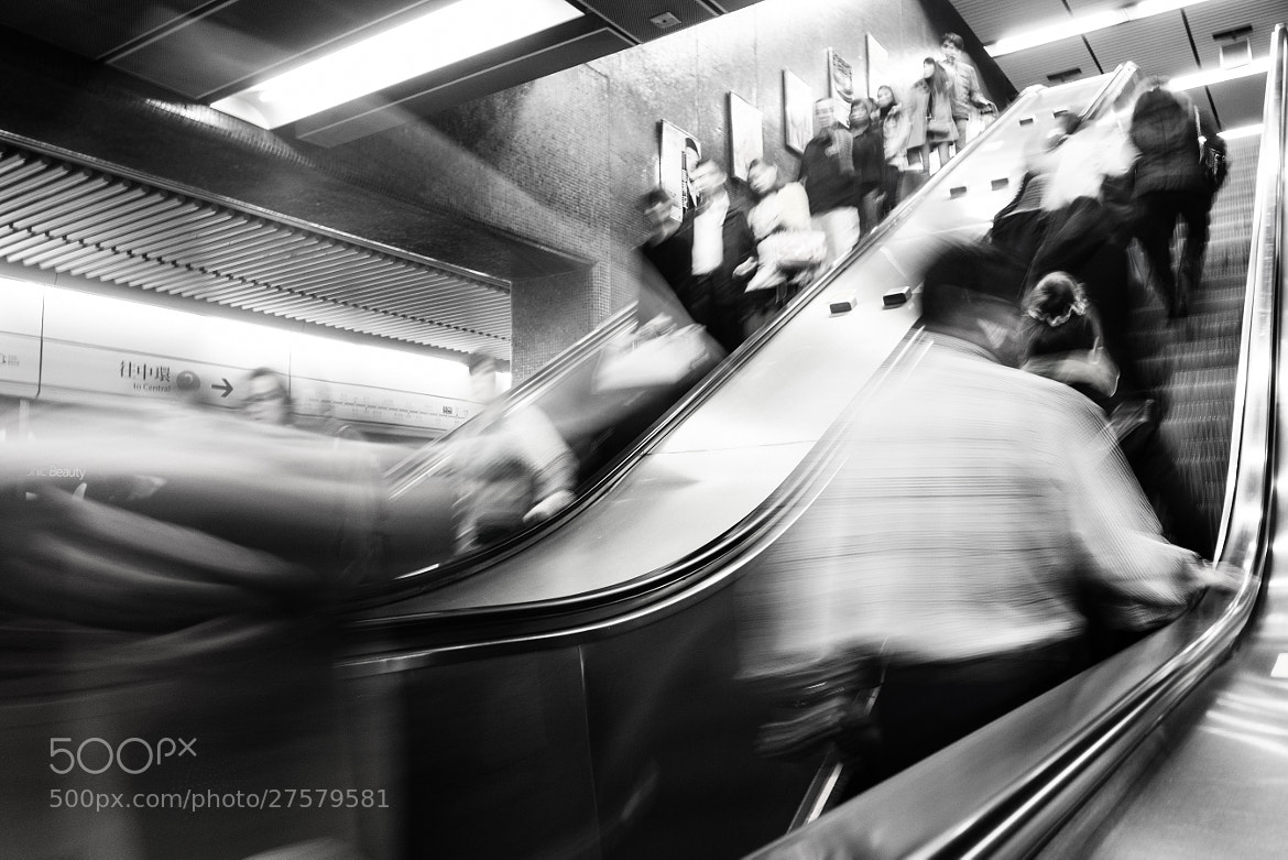 Photograph MRT  by Jwill Wong on 500px