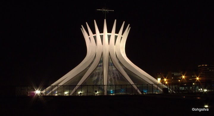 Photograph Catedral de Brasília by Oswaldo Henrique on 500px