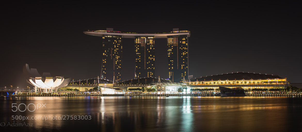Photograph Sands @ Marina Bay by Adzim Aziz on 500px