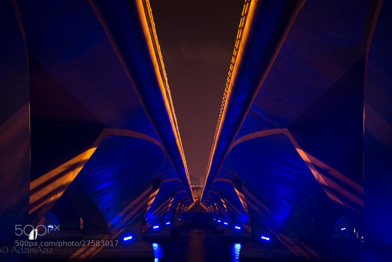 Photograph Under The bridge by Adzim Aziz on 500px