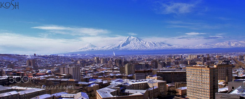 Photograph Mountain Ararat by David Kosh on 500px