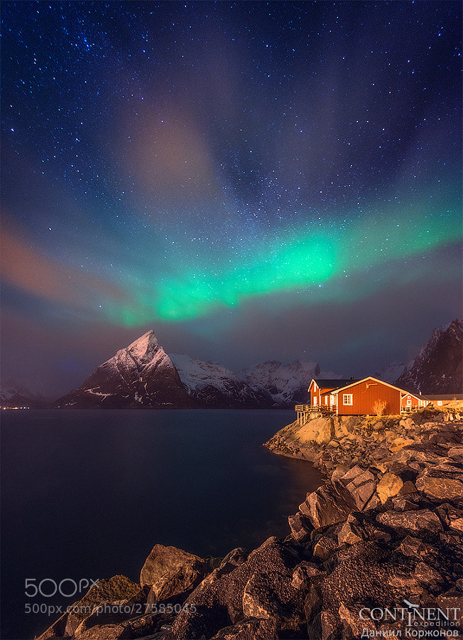 Photograph Lofoten dream by Daniel Korzhonov on 500px