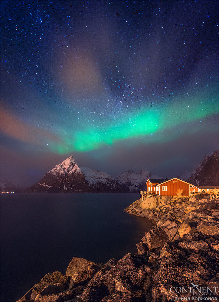 Photograph Lofoten dream by Daniel Kordan on 500px