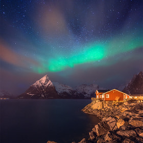 Lofoten dream by Daniel Korzhonov (Kordan)) on 500px.com