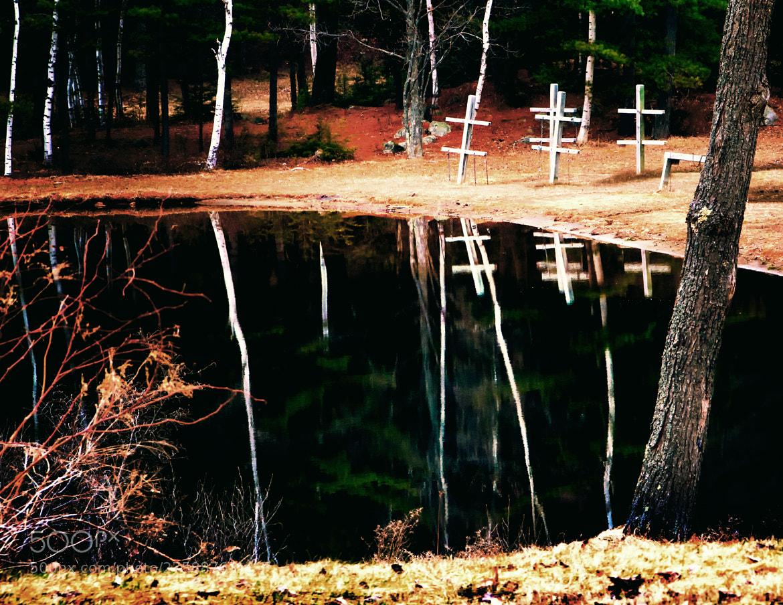 Photograph Cross Reflections by Matt H on 500px