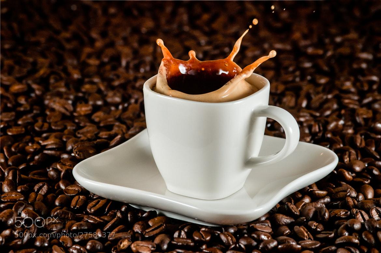 Photograph Espresso Splash by Karsten May on 500px