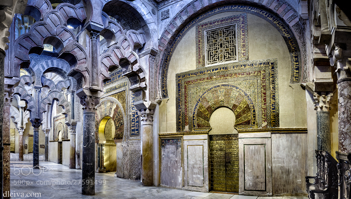 Photograph Cordoba Mosque (Spain) by Domingo Leiva on 500px