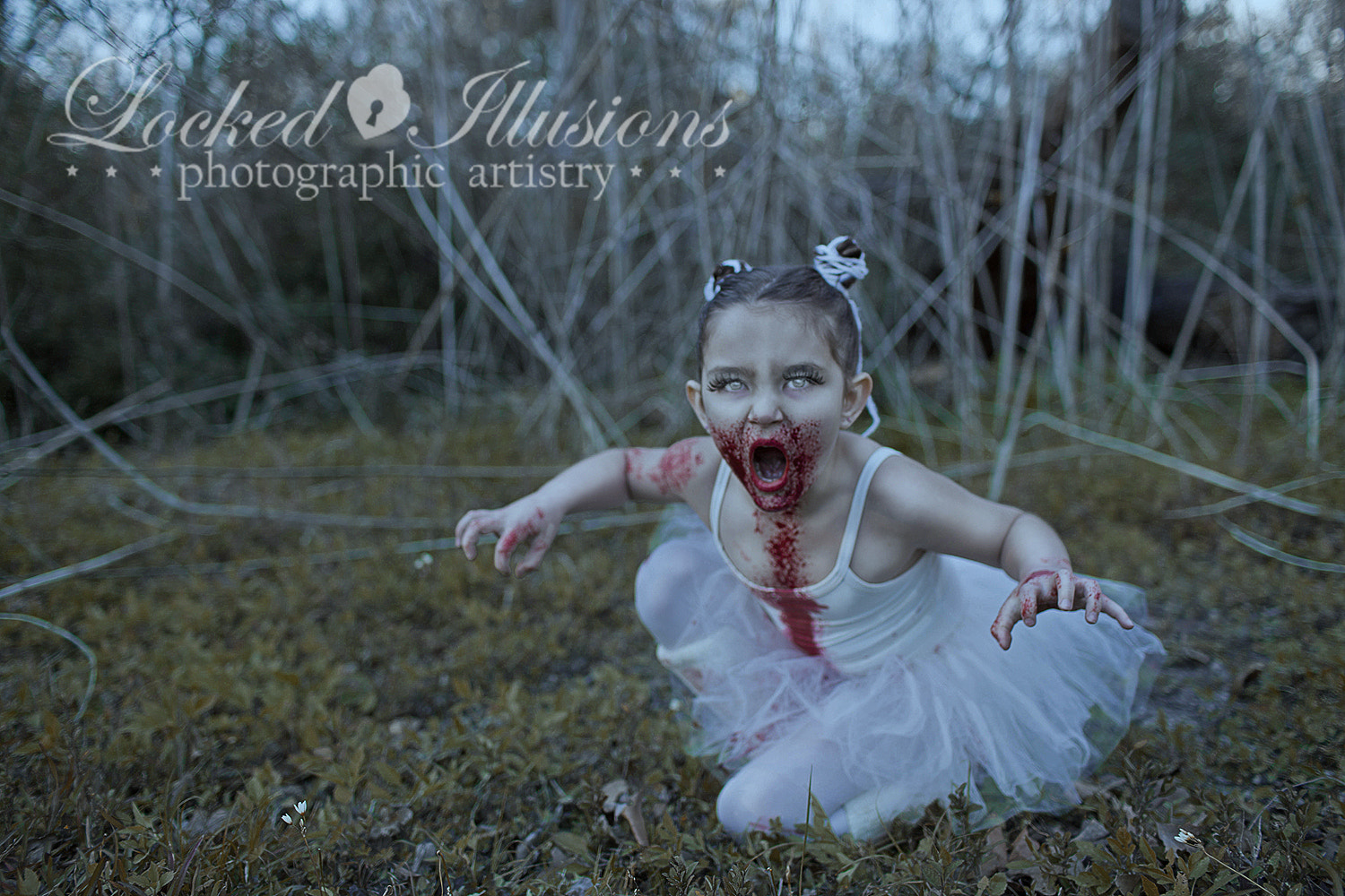 Photograph Little Zombie Ballerina by Brit Bentine on 500px