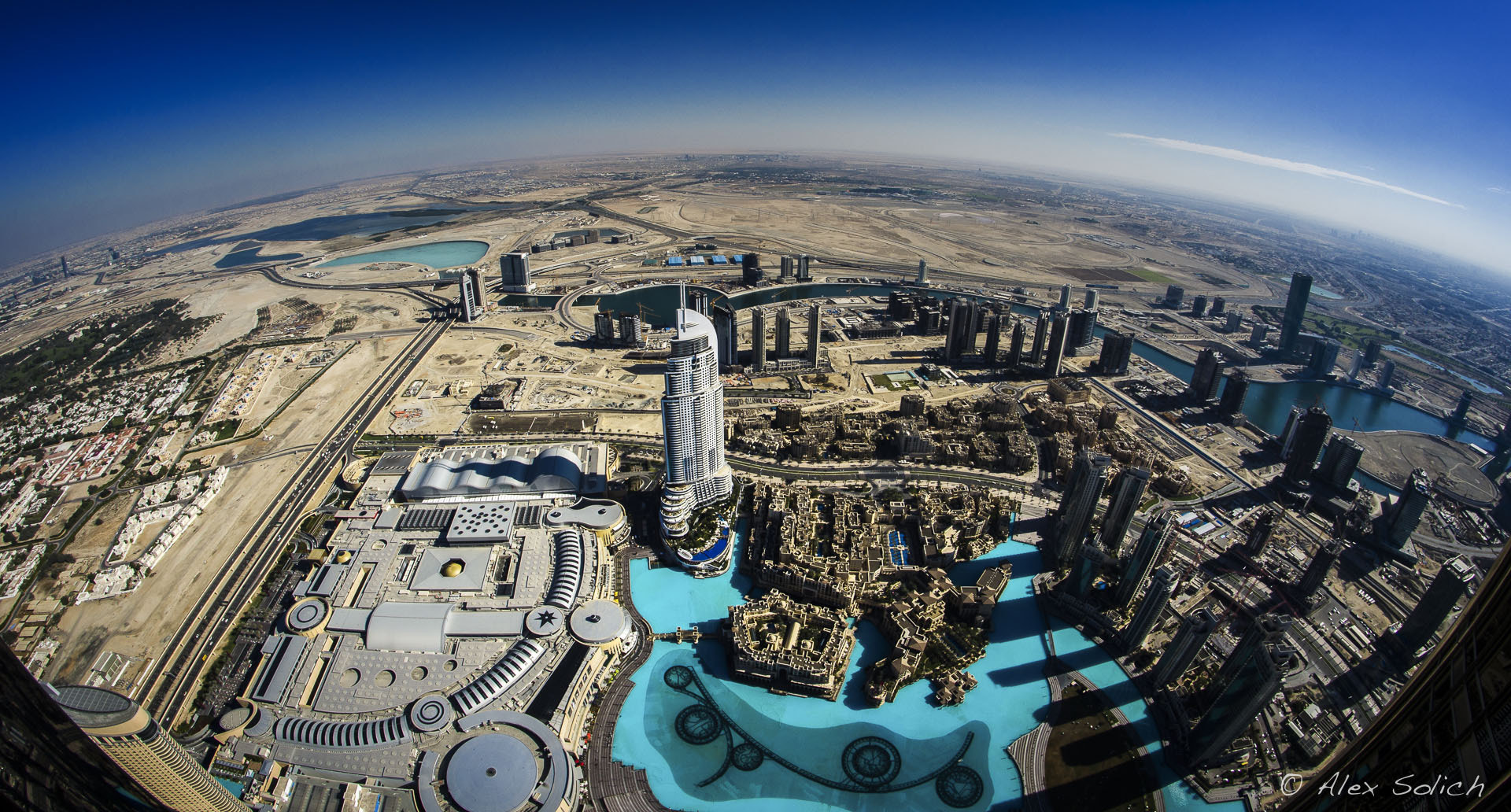 Photograph Above Dubai by Alex Solich on 500px