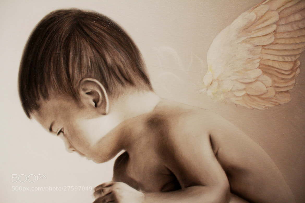 Photograph Anjo da guarda by Rodrigo Capulleto on 500px