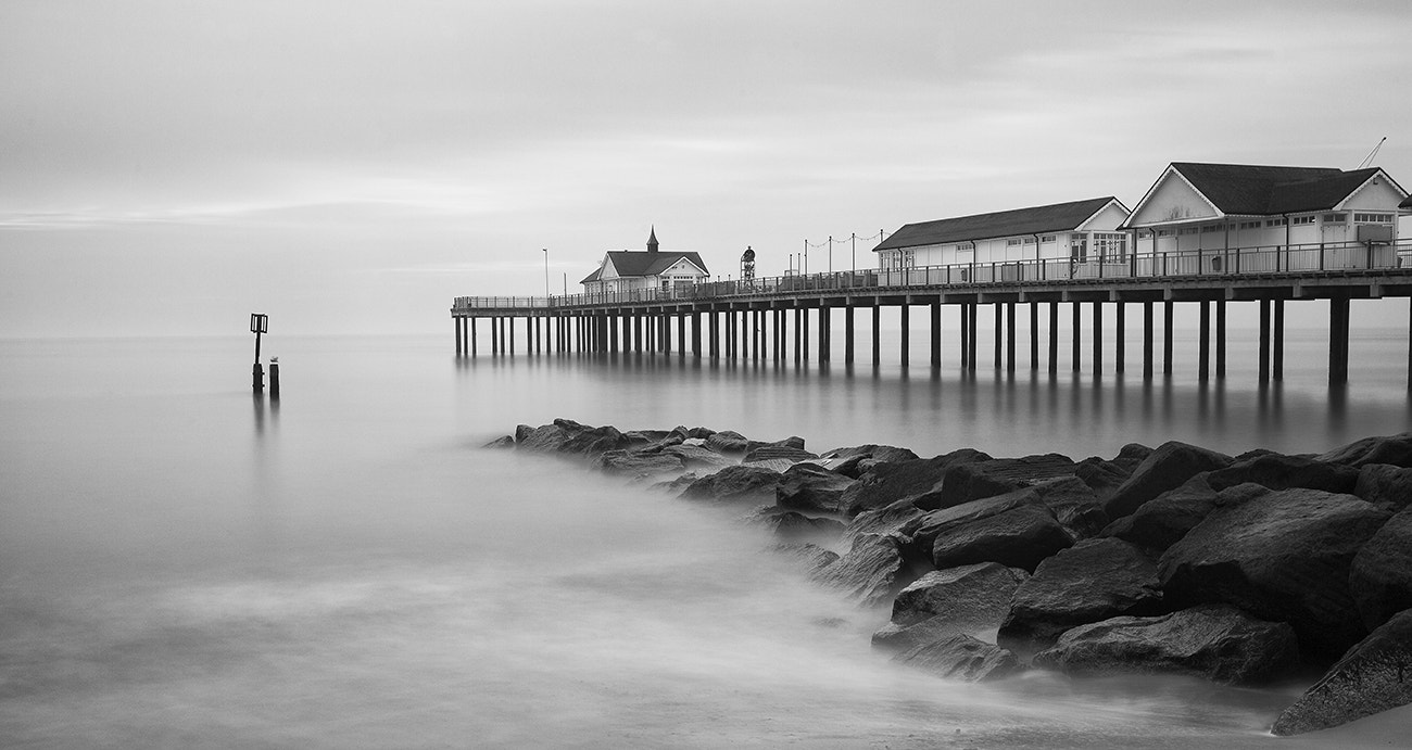 Photograph The Pier by Daniel Hannabuss on 500px