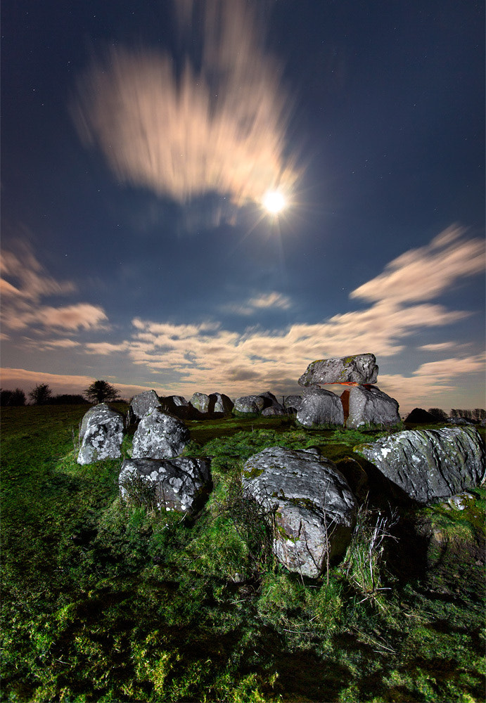 Photograph Carrowmore Tombs by Stephen Emerson on 500px
