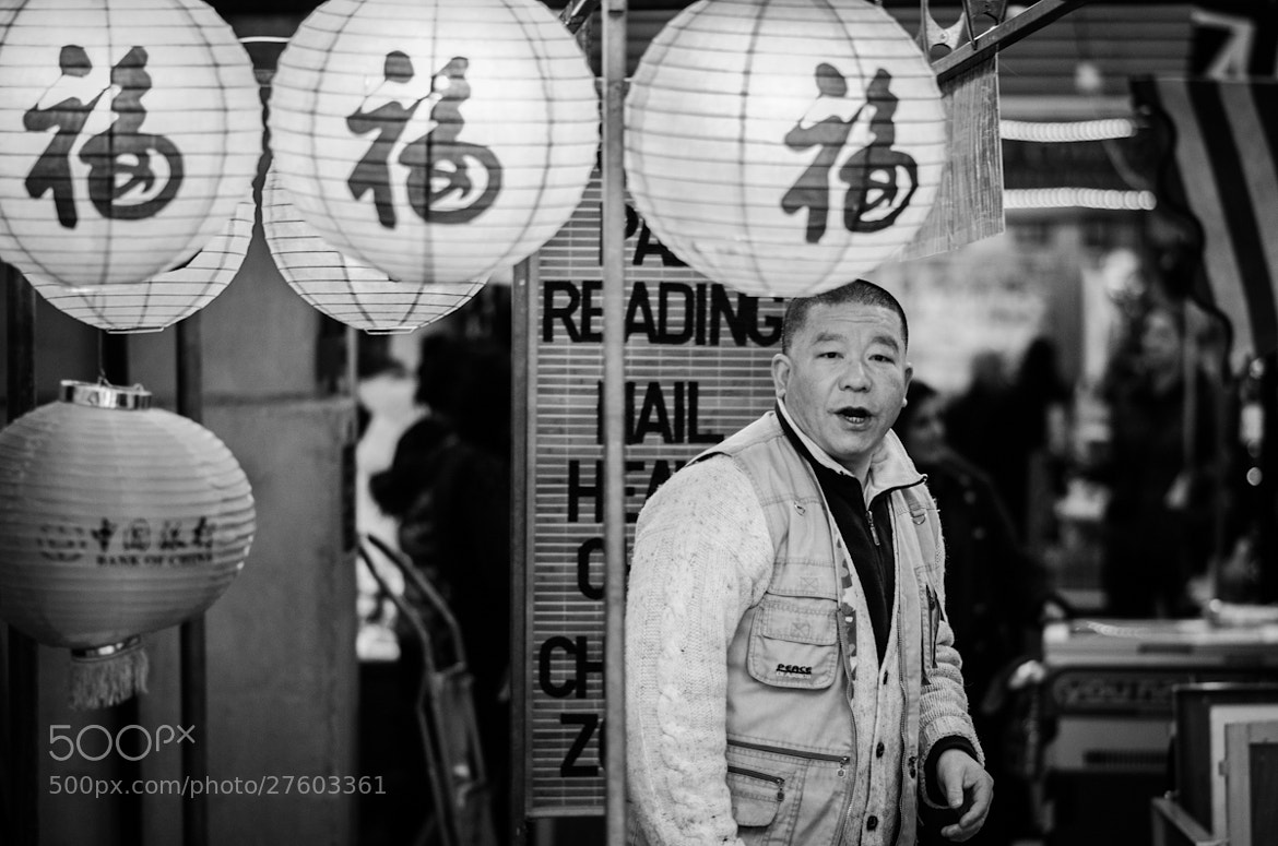 Photograph Chinatown by Adam Patchton on 500px