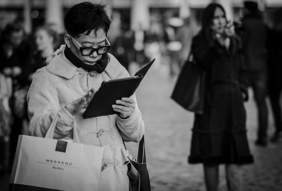 Photograph iShopping by Adam Patchton on 500px