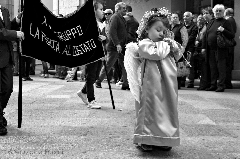 Photograph In the name of God #1 by Nicoletta Sakùra Fersini on 500px