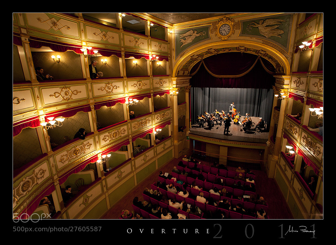 Photograph Overture by Antonio Perrone on 500px