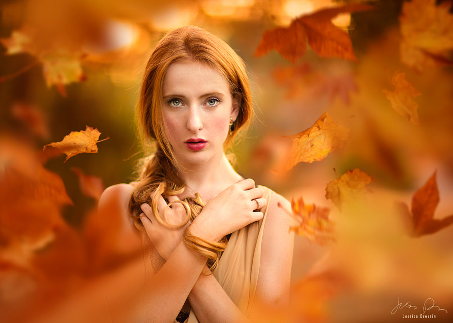 Fall in the Air by Jessica Drossin on 500px.com