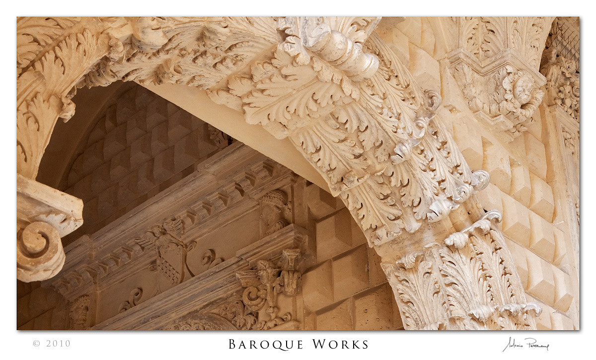 Photograph Baroque Works by Antonio Perrone on 500px