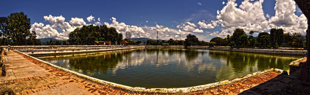 Photograph The Largest Pond in Bhaktapur, Nepal by Samir Pradhananga on 500px