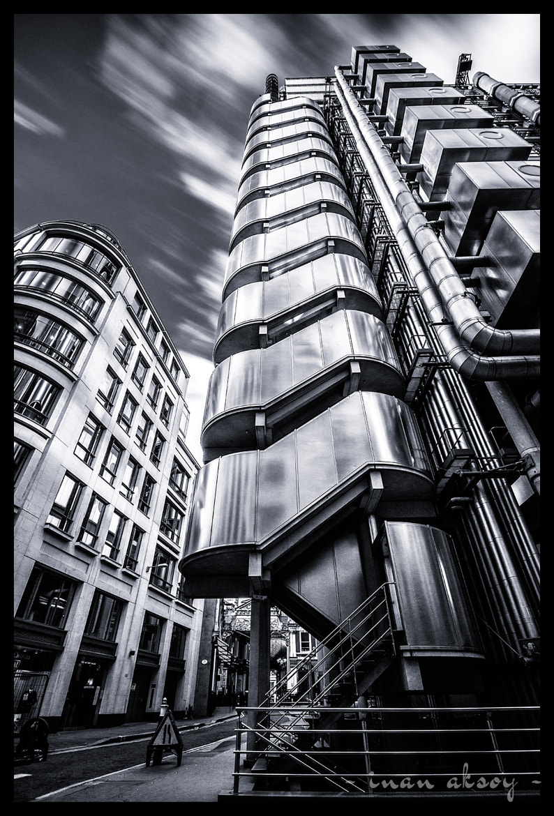 Photograph Lloyds of London by Inan Aksoy on 500px