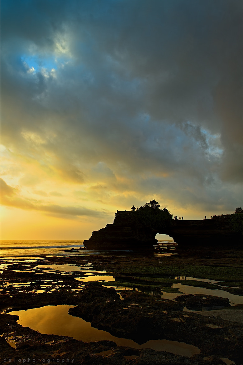 Photograph Tanah Lot Sunset by Jorge de la Torriente on 500px