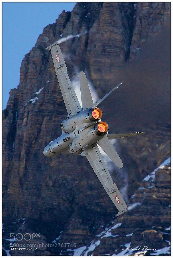 McDonnell Douglas - Boeing F/A-18C Hornet by ?douard Puginier on 500px.com