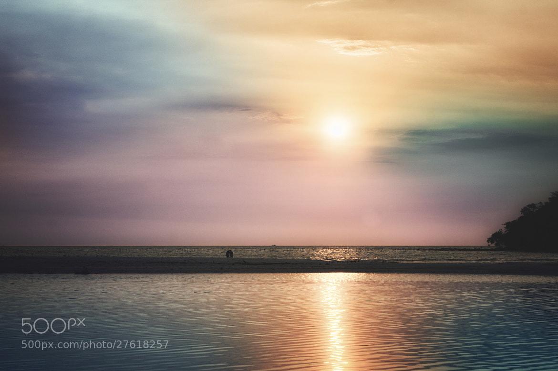 Photograph Sunset On Koh Kood Island by Joseph Parker on 500px