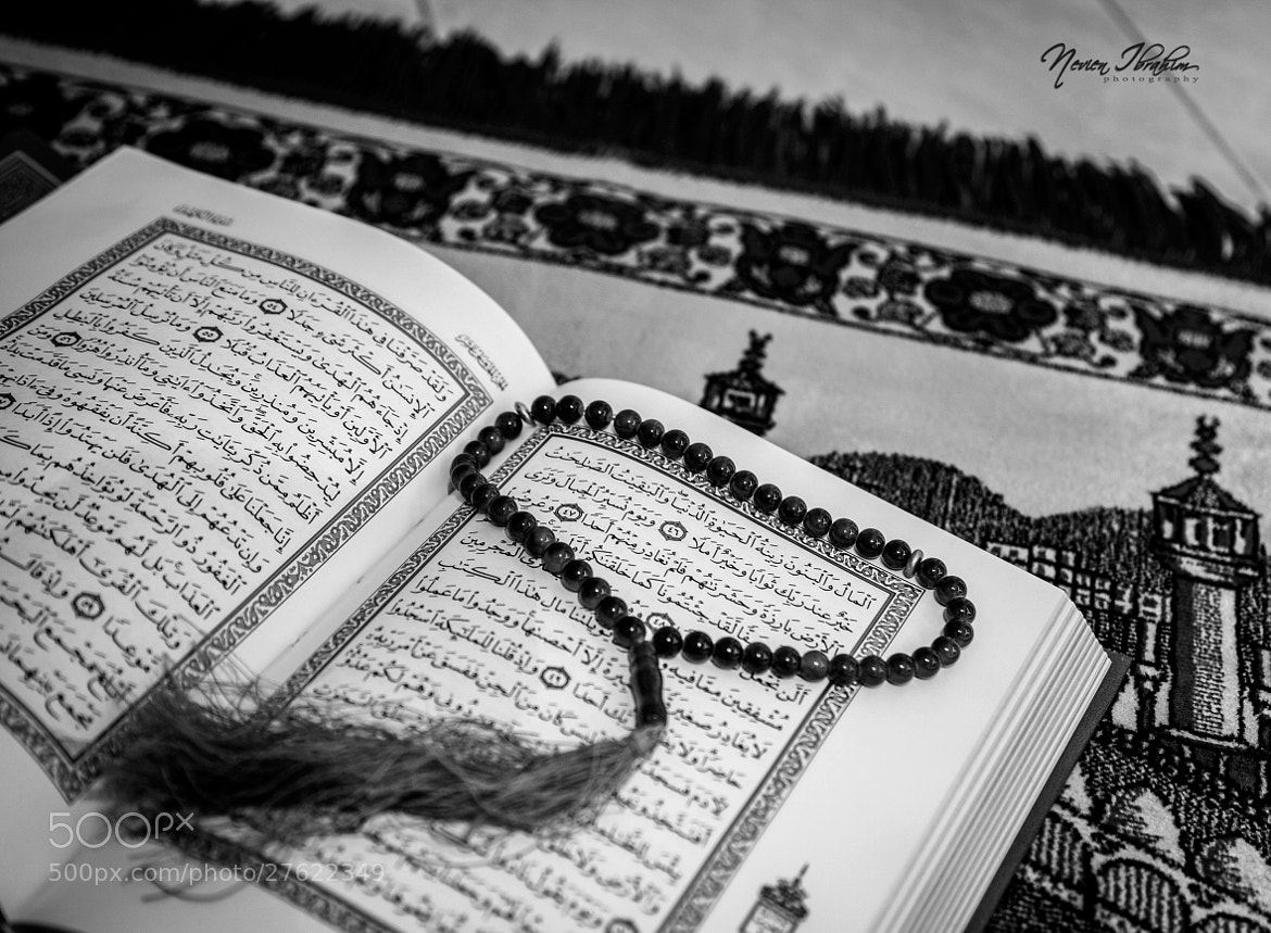 Photograph Quran .. by Nevien Ibrahim on 500px