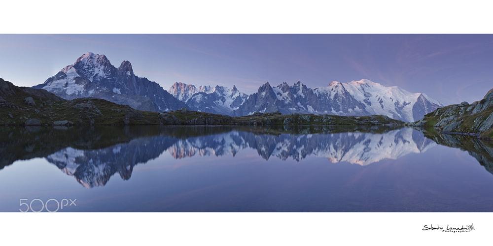 Photograph The blue hour by Sébastien Lamadon on 500px