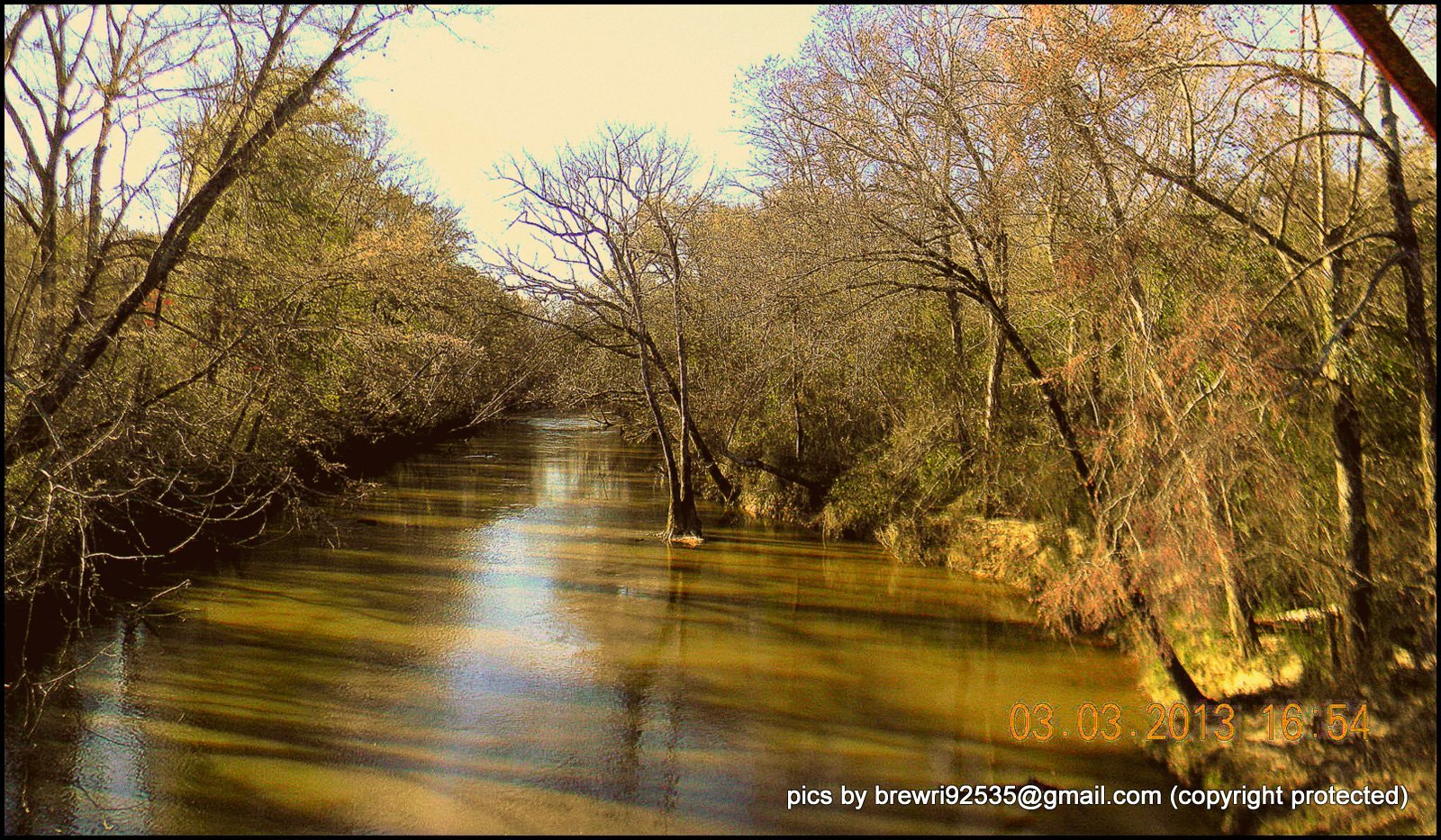 Photograph Chunky River, Ms.  by Brenda Wright on 500px