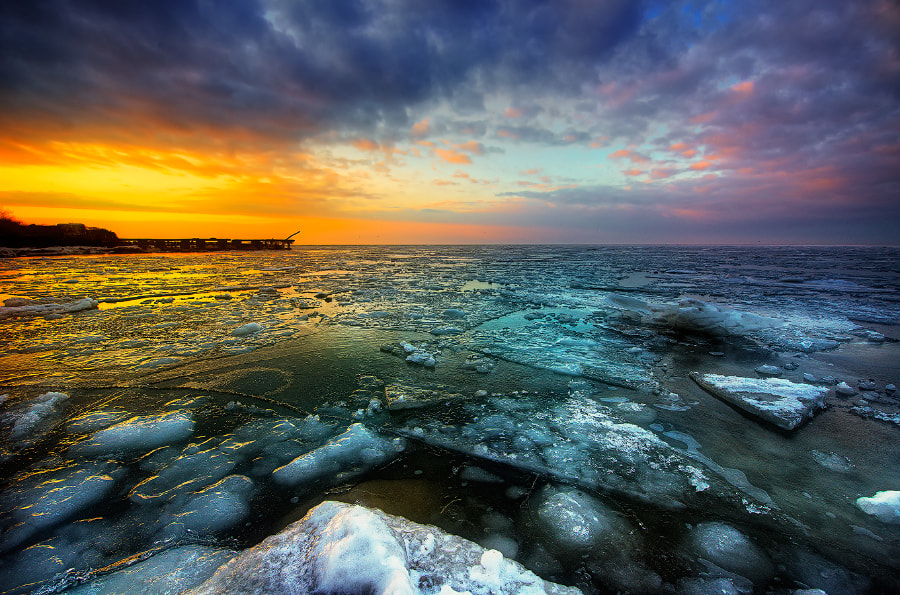 Photograph Frozen by zach bright on 500px