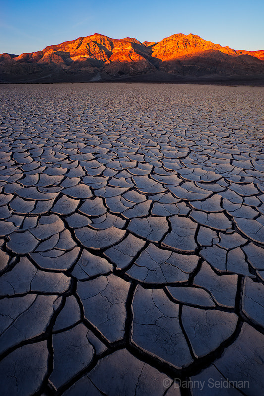 Photograph Cracked Mud by Danny Seidman on 500px