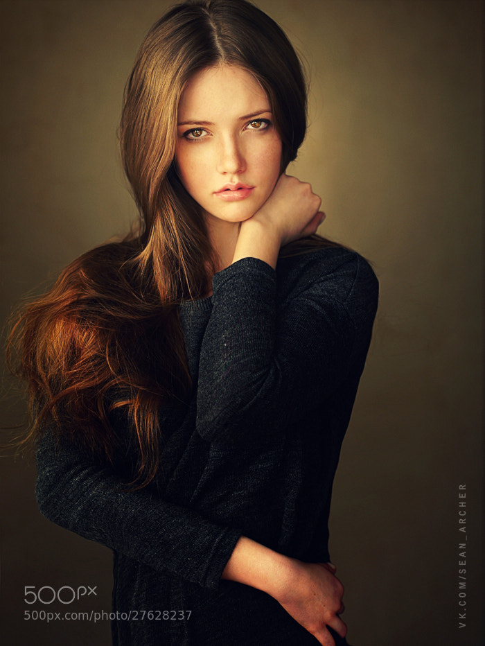 Photograph Nadya by Sean Archer on 500px