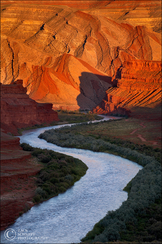 Photograph San Juan River Valley by Zack Schnepf on 500px