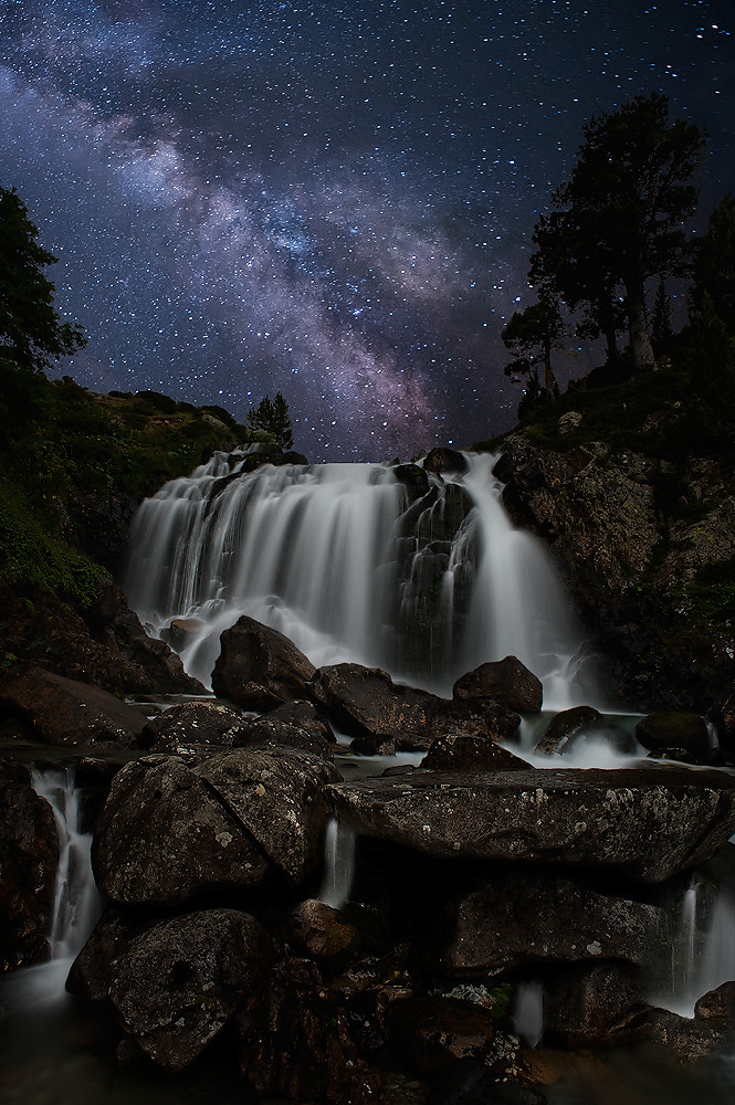 Photograph A million stars III by David Martín Castán on 500px