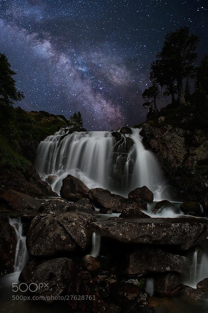 Photograph A million stars III by David Martín Castán on 500px