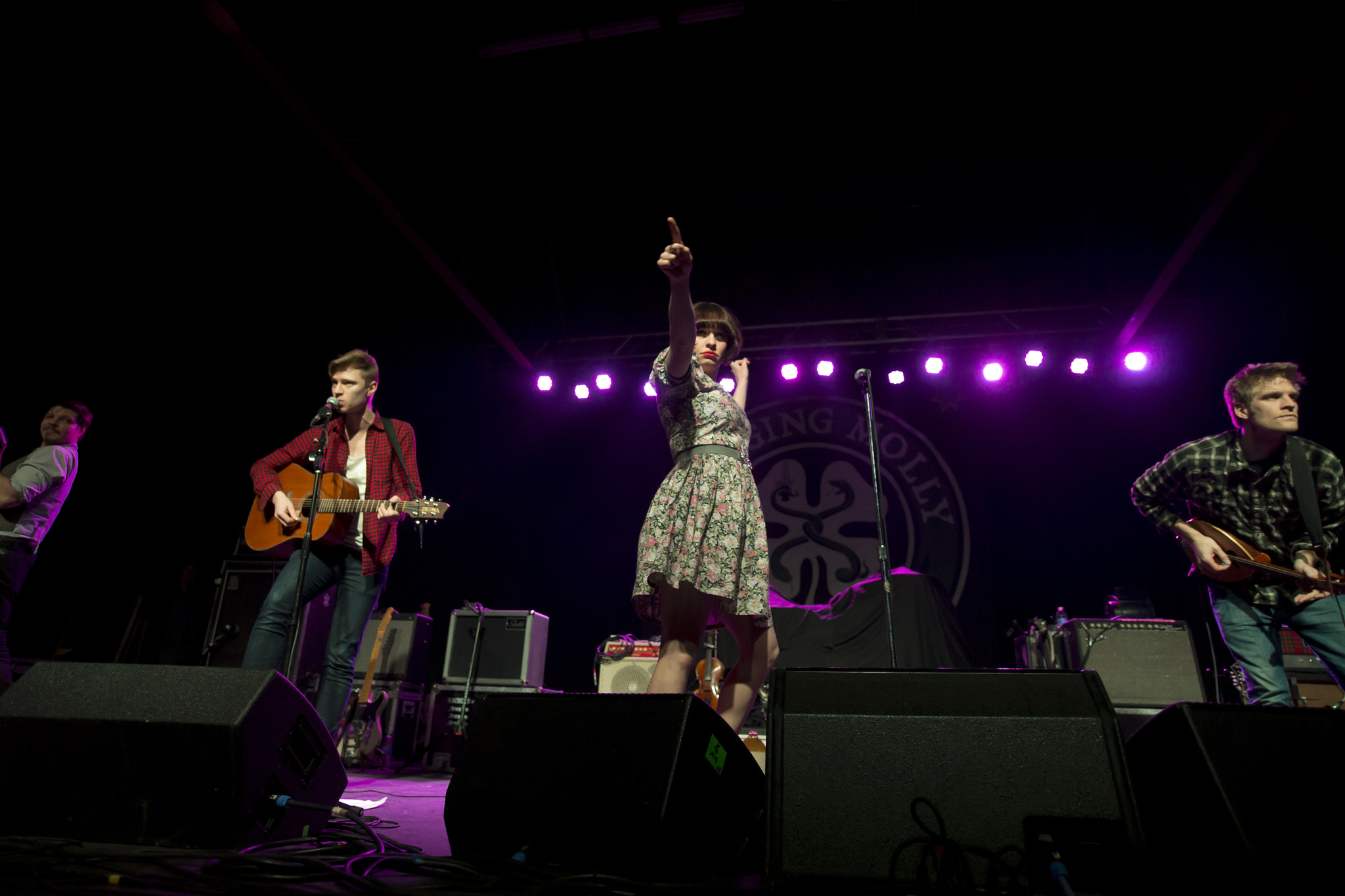 Photograph Skinny Lister by Ryan Baxter on 500px