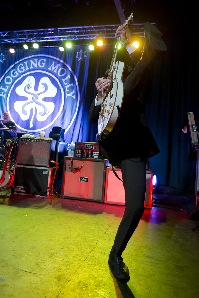Photograph Flogging Molly by Ryan Baxter on 500px