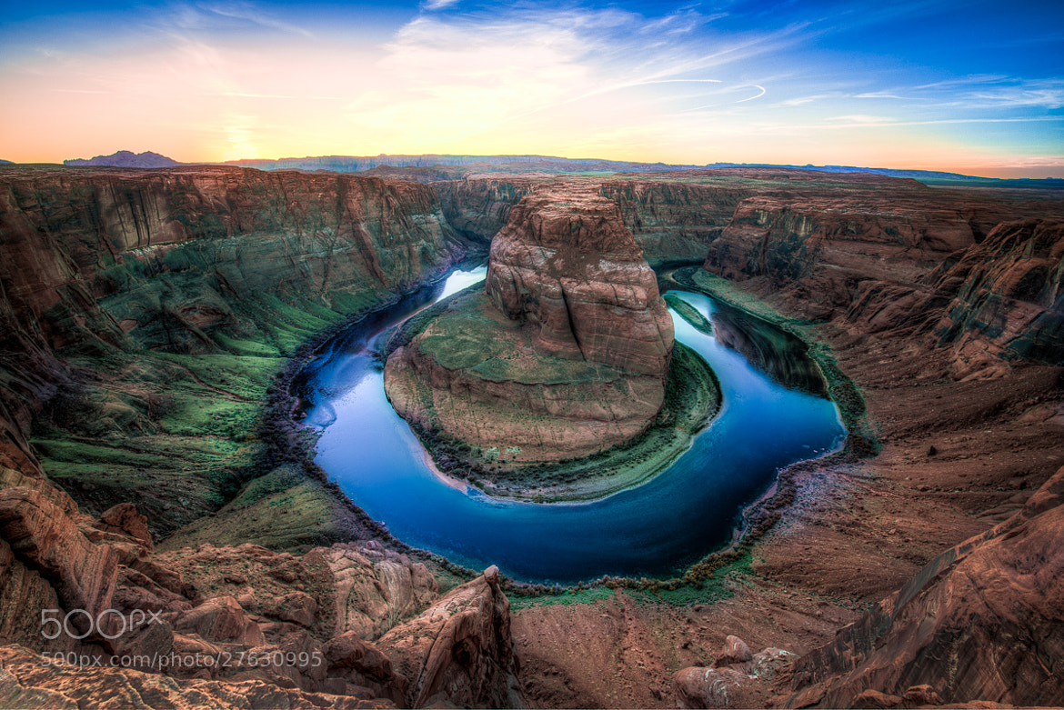 Photograph Horseshoe bend by Ali Erturk on 500px