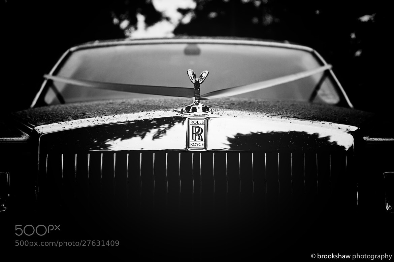 Photograph Rolls Royce by Gary Brookshaw on 500px