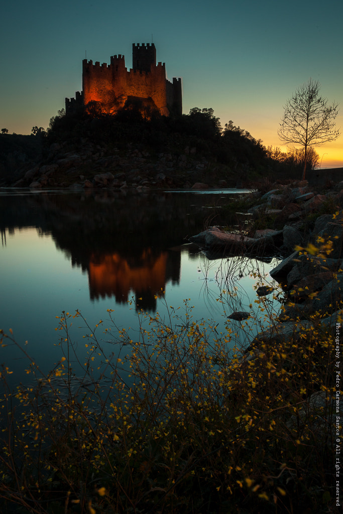 Photograph Almourol  by Pedro Carmona Santos on 500px