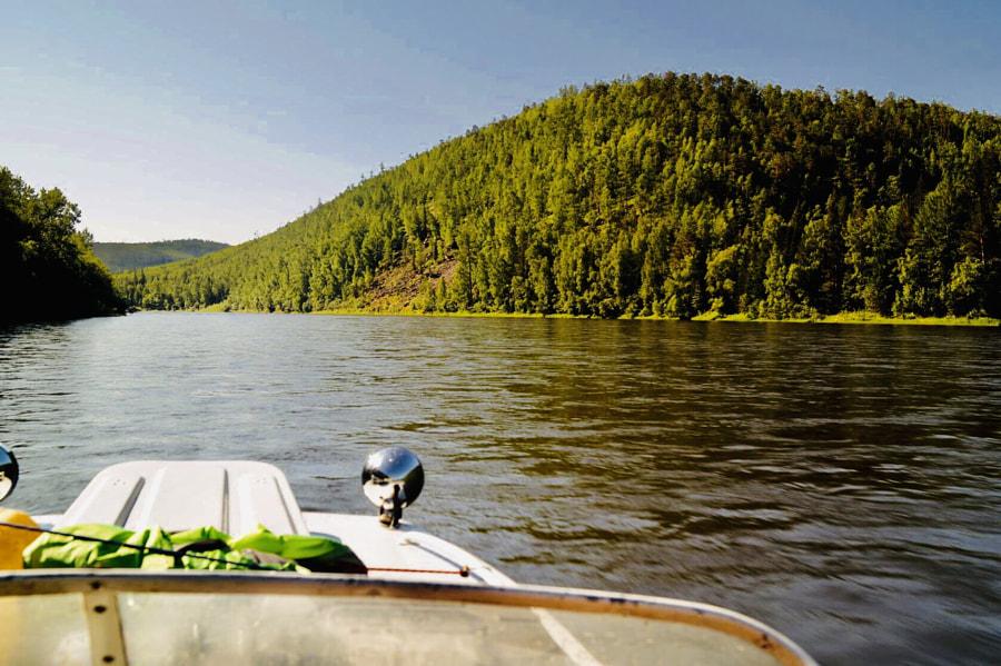 Along the river., автор — Alexander Gladkii на 500px.com