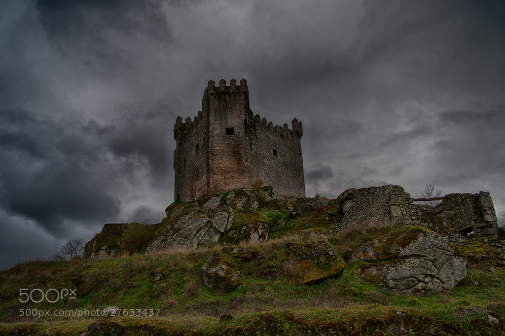 Photograph Castelo de Penedono by Jorge Orfão on 500px