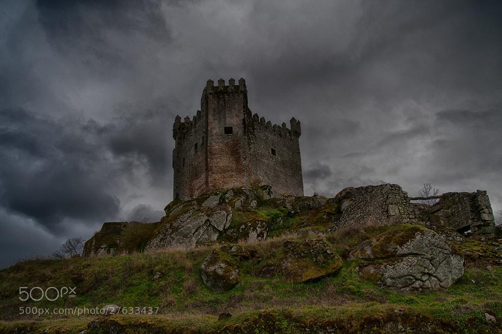 Photograph Castelo de Penedono by Jorge Orfão on 500px