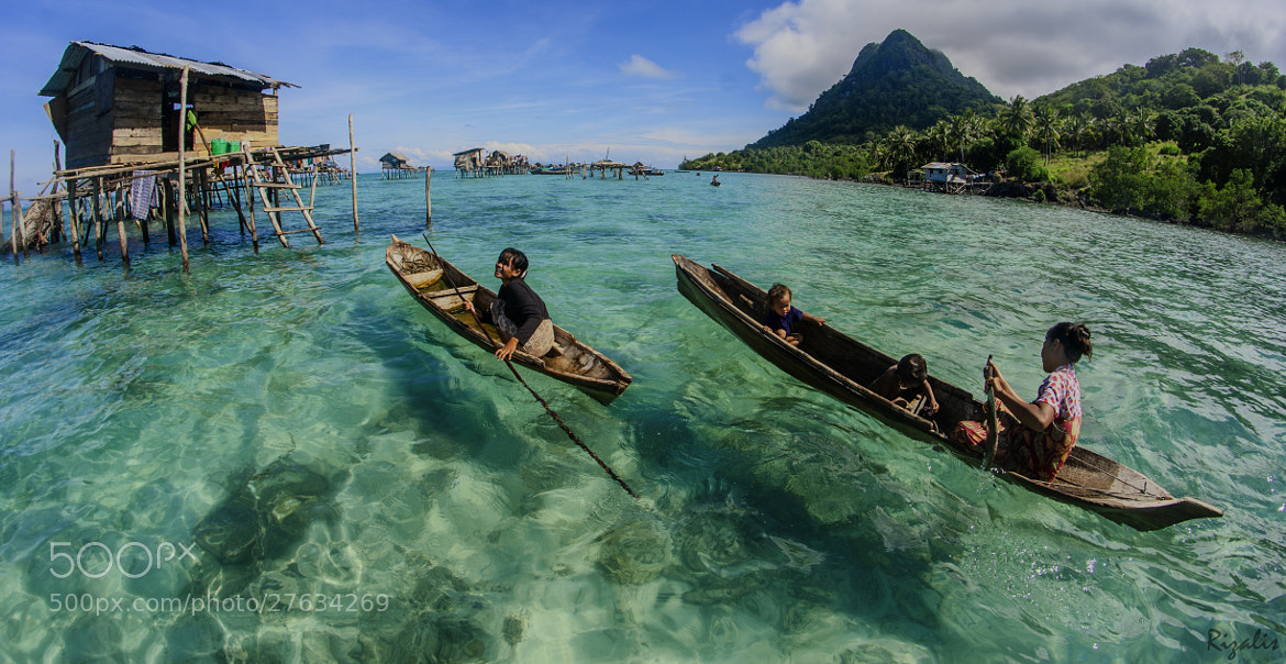Photograph BODGAYA ISLAND by rizalis ismail on 500px