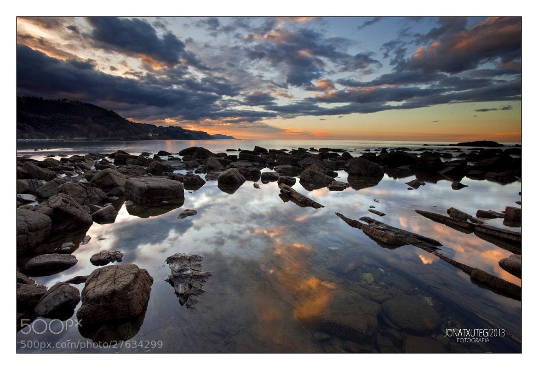 Photograph The sky between rocks by Jontake . . on 500px