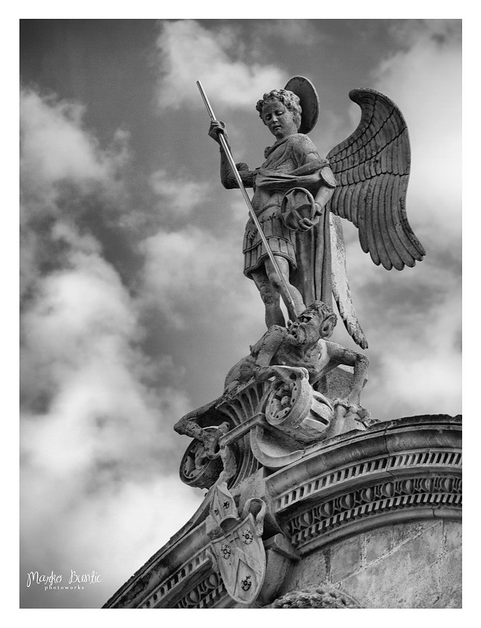 Photograph Archangel Michael by Marko Buntic on 500px